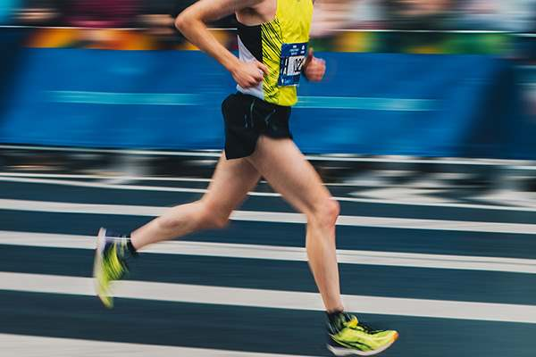 virgin money london marathon 2019 land