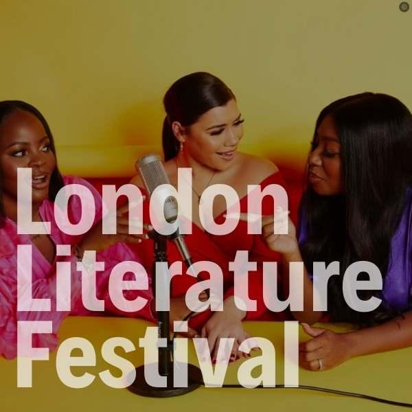 London Literature Festival 600x600