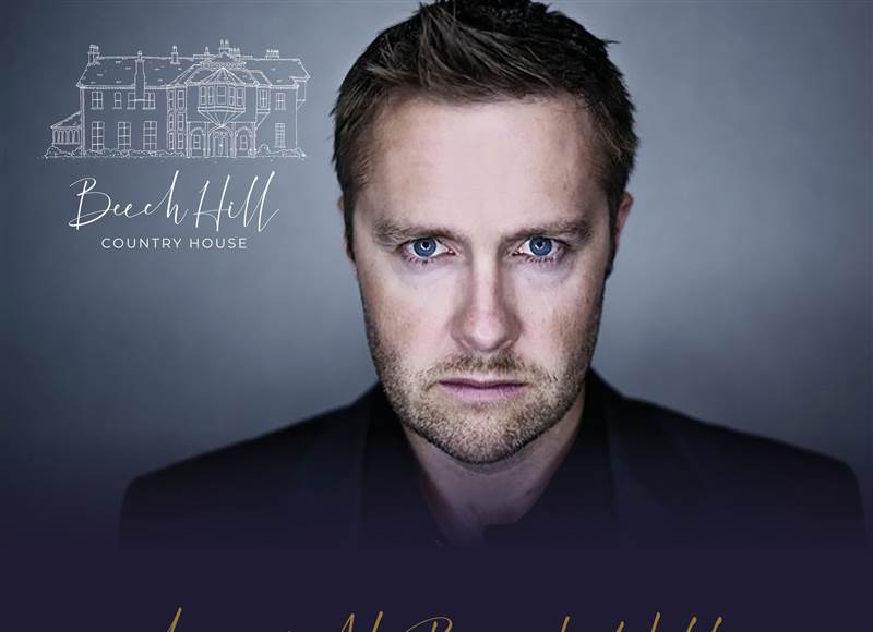2154  Beech Hill Keith Barry a4 poster