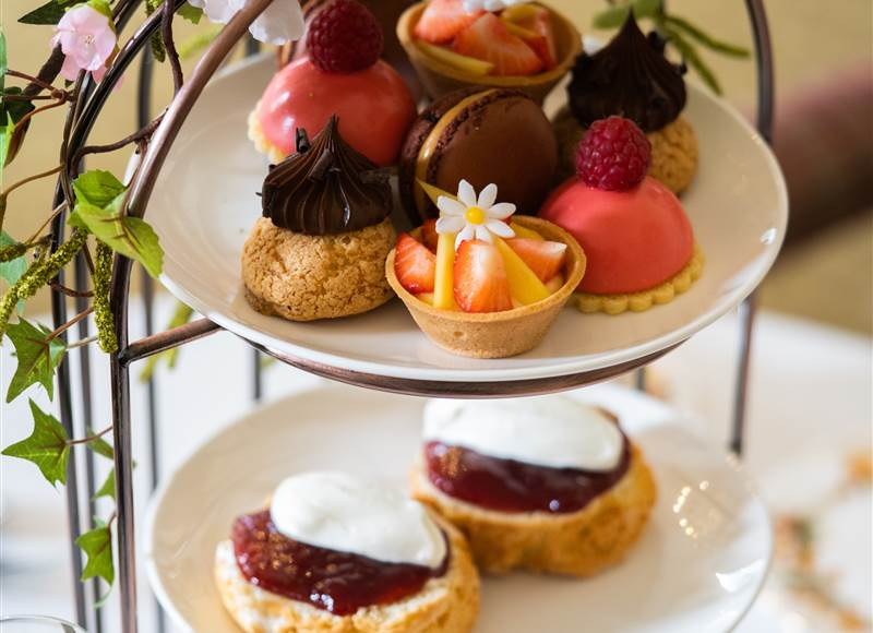 Introducing Lady Isabella's Afternoon Tea at Beech Hill
