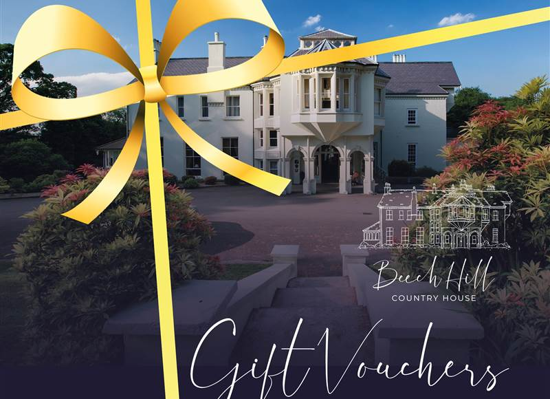 Gift Vouchers Ad
