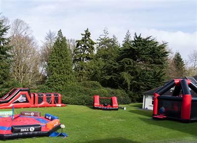 Beech Hill Garden Games