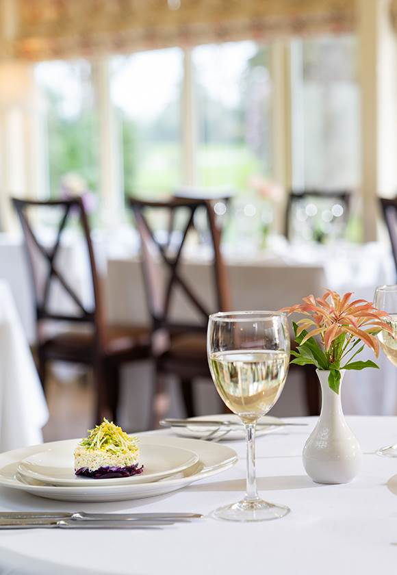 Beech Hill Country House Food