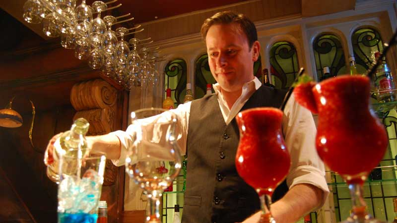 Benedicts Cocktail Masterclass