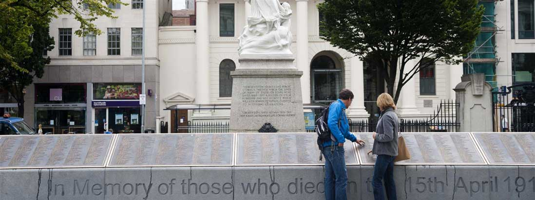 Belfasts Historic Memorials