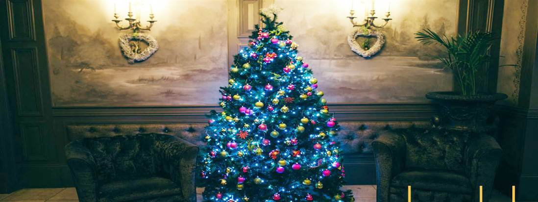 Christmas At Benedict Of Belfast