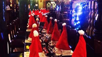 restaurant christmas 2