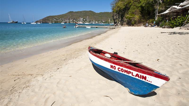 Bequia for the Kids