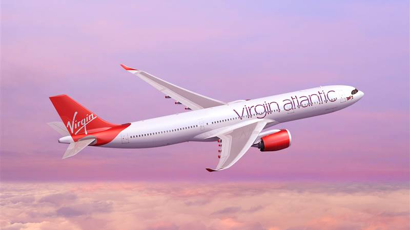 Virgin Atlantic announces new London to St. Vincent service