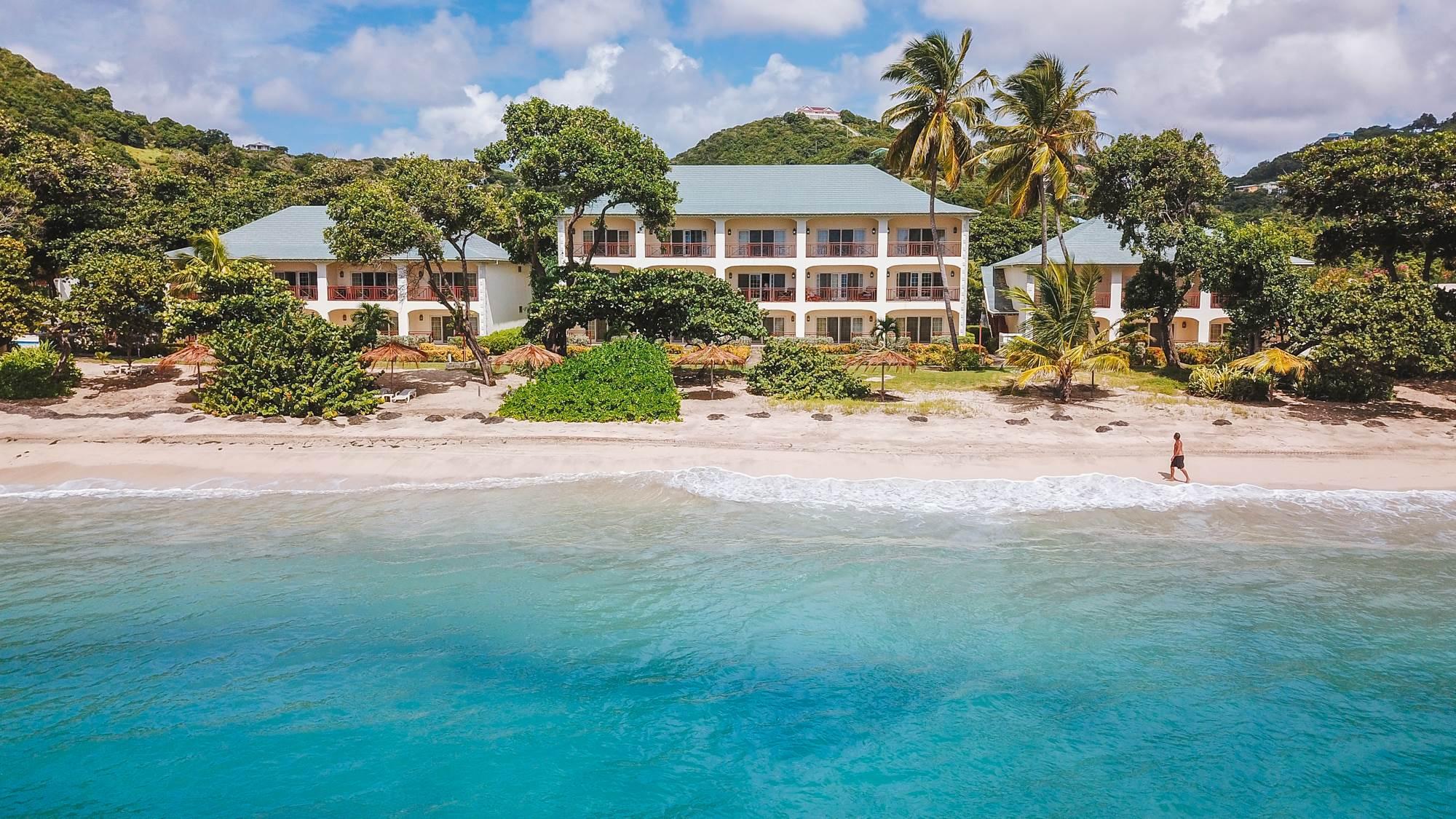 Beachfront Suites
