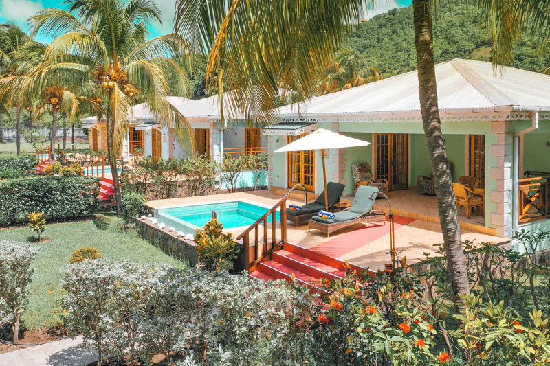Grenadine Cottage