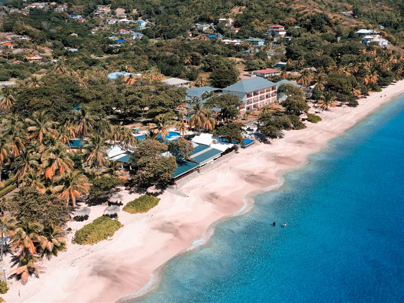 Bequia Beach Hotel  Friendship Bay