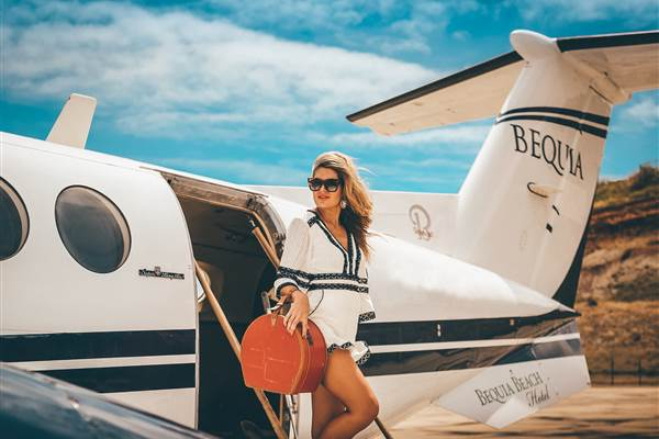 Fly to Bequia