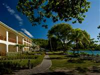 Beachfront Suite at Caribbean Beach Hotel