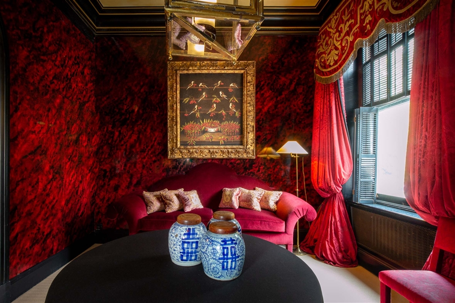 Hempel Suite  Cardinal 3