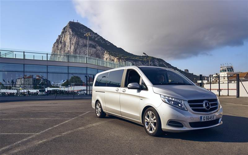 Blands Travel  -  Rock of Gibraltar - Transport hire