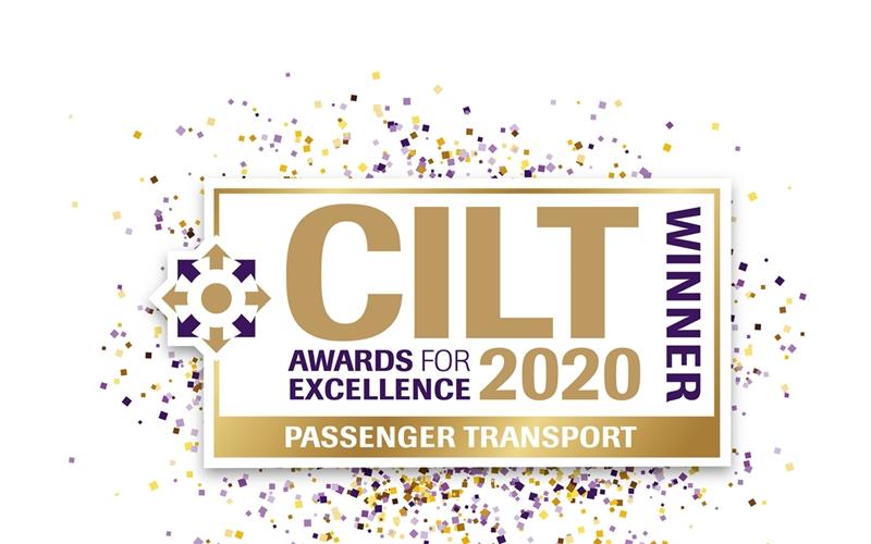 CILT Passenger Transport Winner 2020 (00