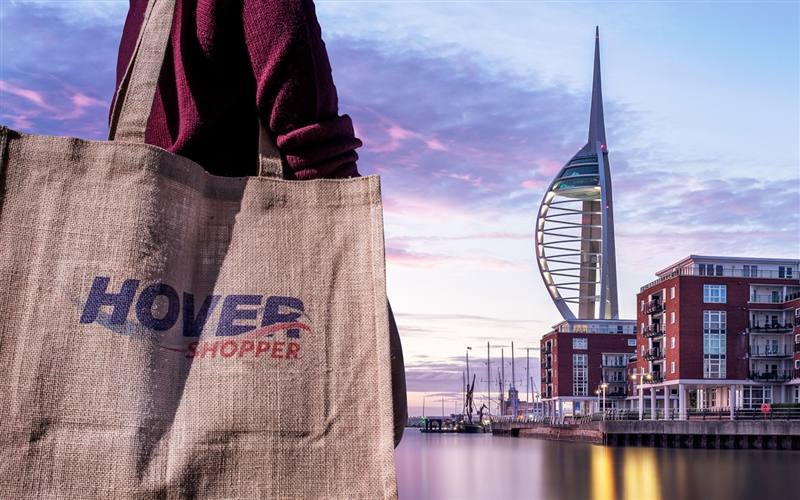 hovertravel shopper