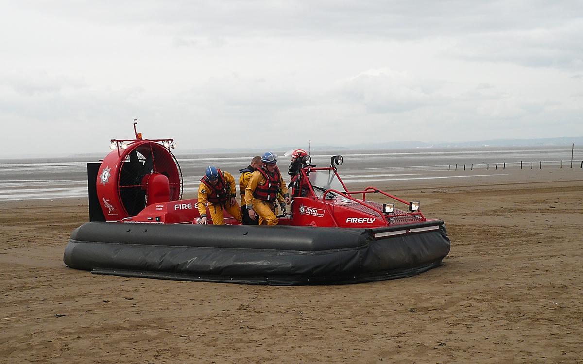 Fire engine 380TD Avon