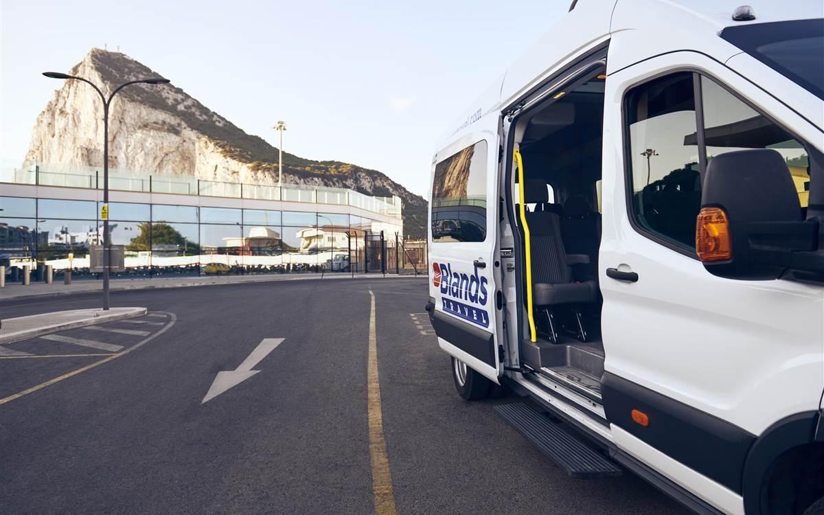 Blands Travel Transport hire