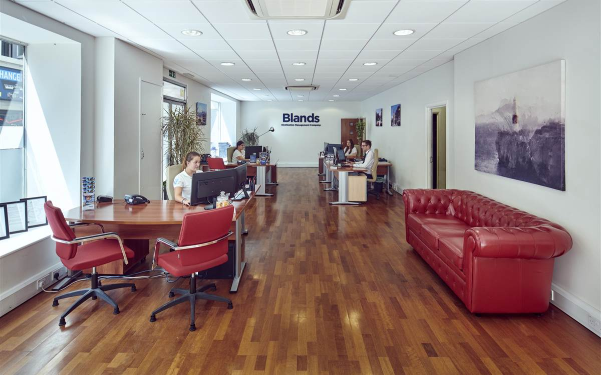 Blands Travel  - Office space