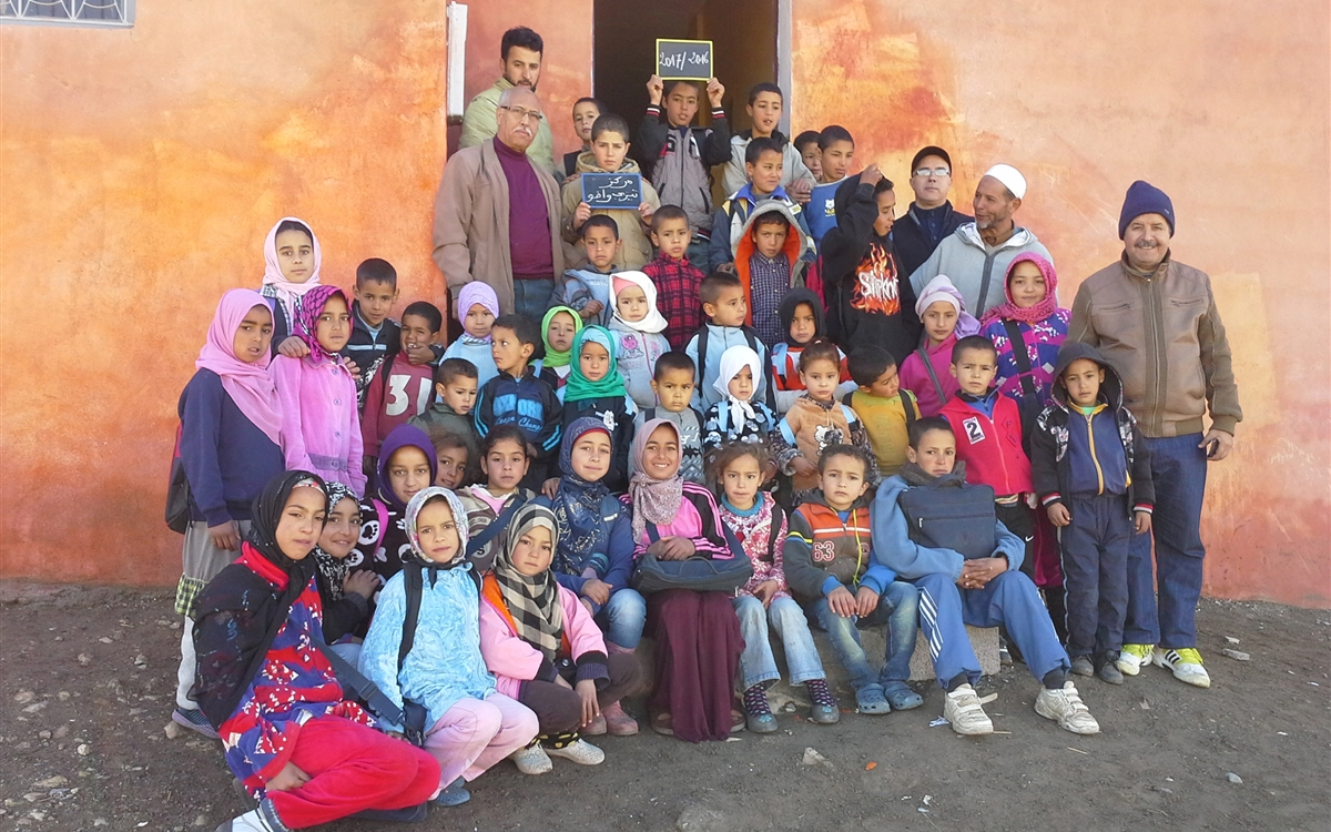 The Assafou Association - Education Centre children