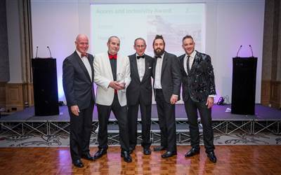 Hovertravel - Wins bronze at Beautiful South Tourism Awards
