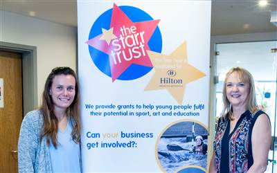 Skybreak - Charity Partnership with Starr Trust