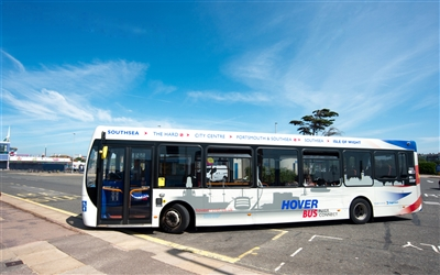 HoverBus revised timetable  media