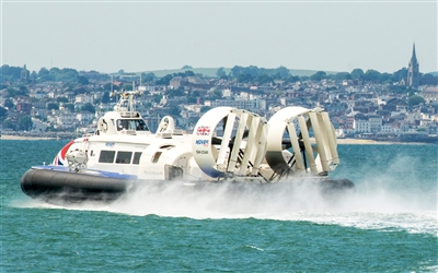 Hovertravel and National Marine Week