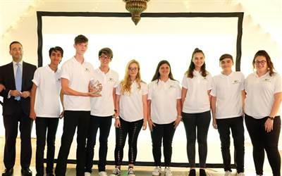 BGI - Young Enterprise Finals awards