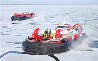Mamilossa  AP188  Canadian Coast Guard