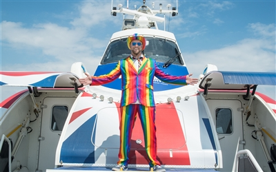 Nick Wood Hovertravel Pilot shortlisted