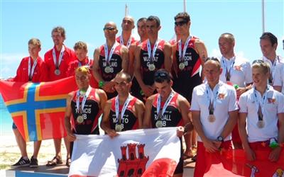 International Island Games celebrations