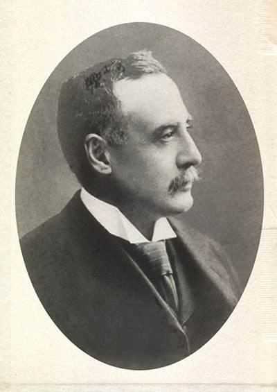 1856 Joseph Gaggero
