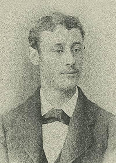 1882 Joseph Gaggero