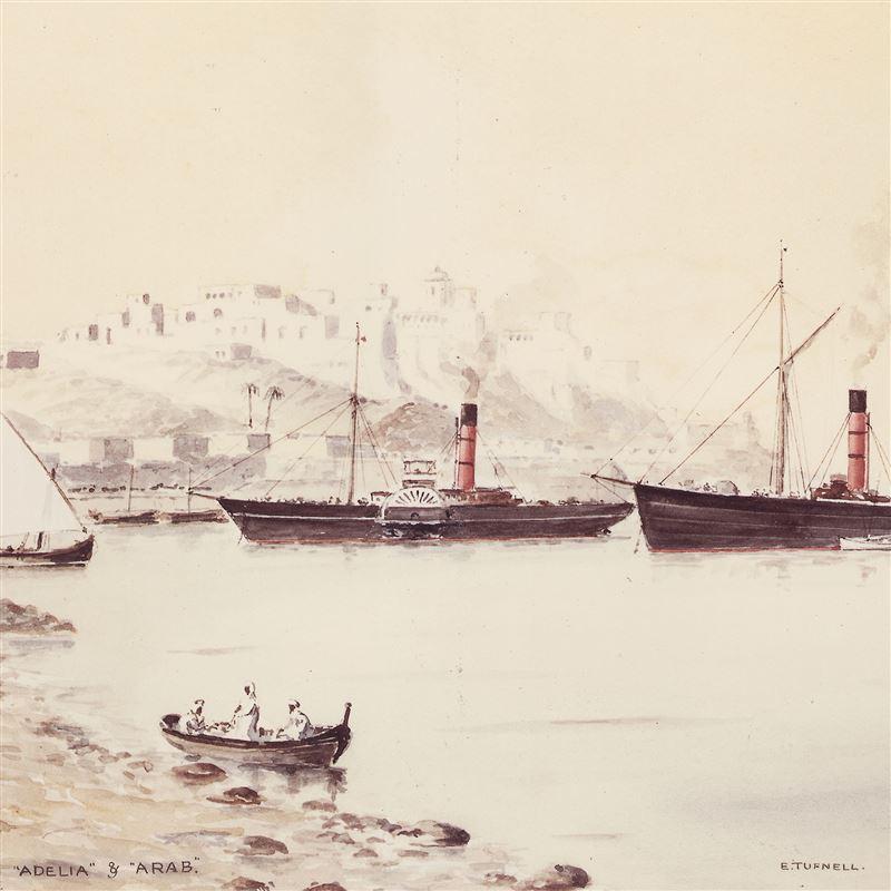 1860 - Adelia & Arab