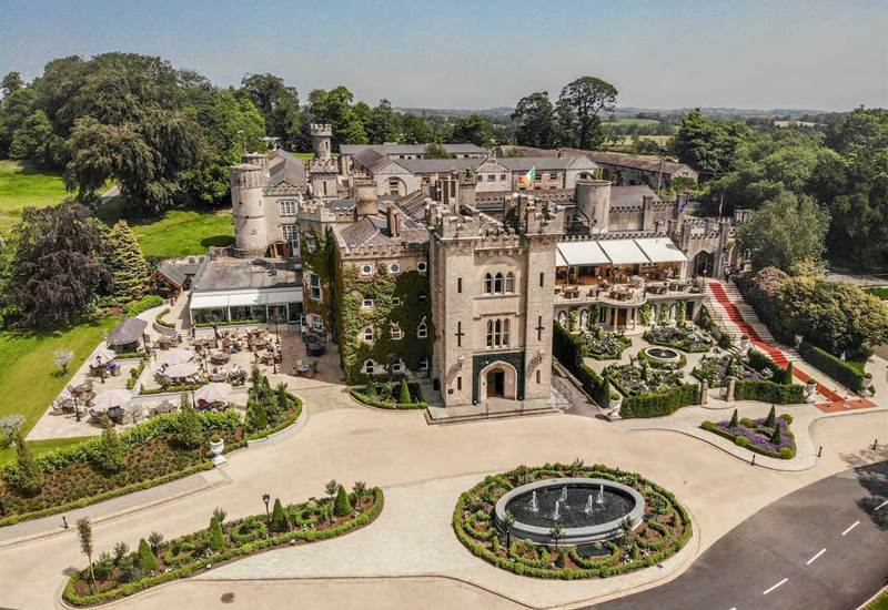 Live a Real Life Fairytale at Cabra Castle Hotel Review