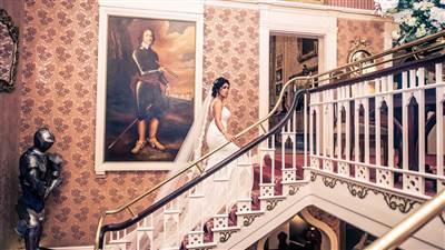 Cabra Castle Bride