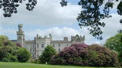 Cabra Castle Exterior View