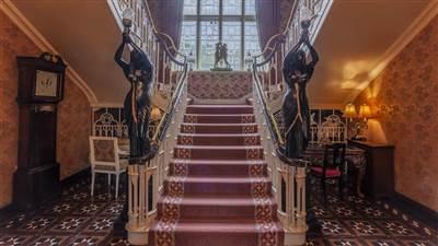 Staircase at Cavan