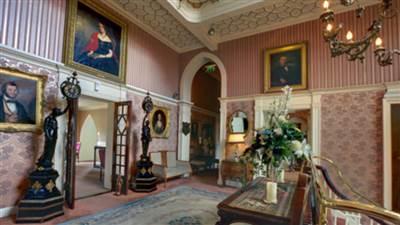 Cabra Castle Interior