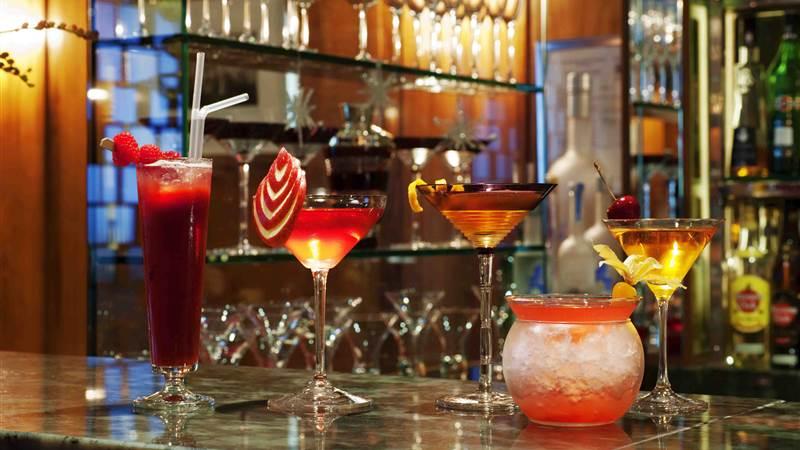 Capital cocktails
