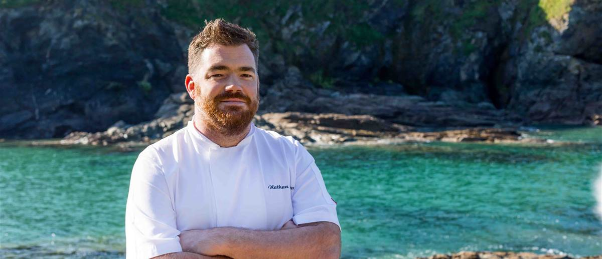 Nathan Outlaw in Cornwall