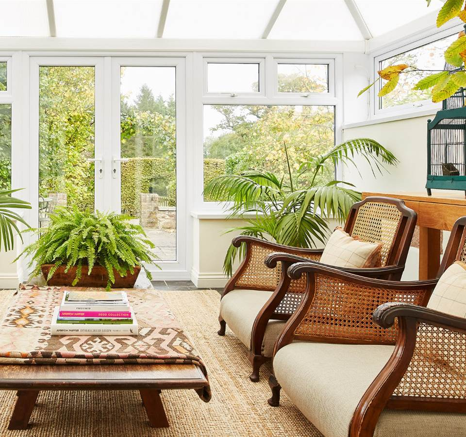 Living room at Ivy Cottage Llanddewi Skirrid, Abergavenny
