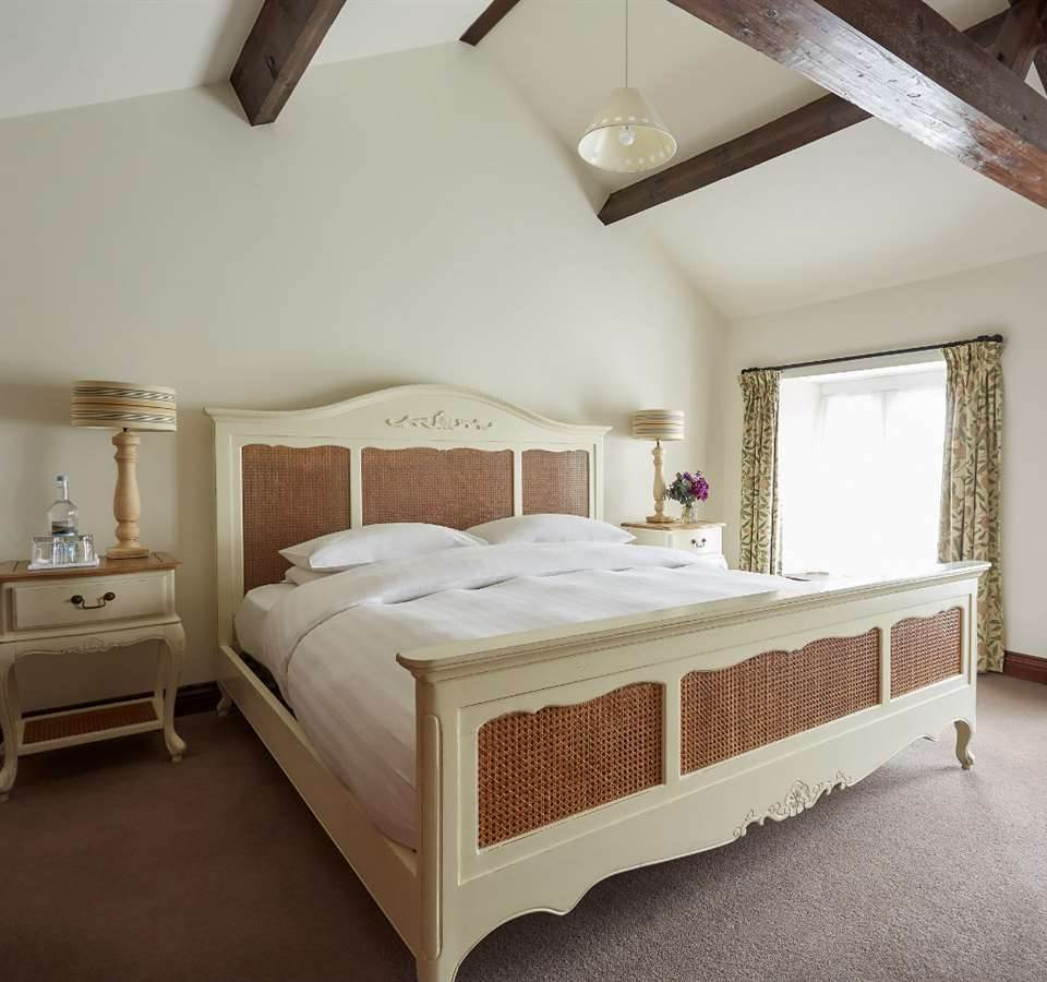 Main Bedroom Welsh Holiday Cottages for 4