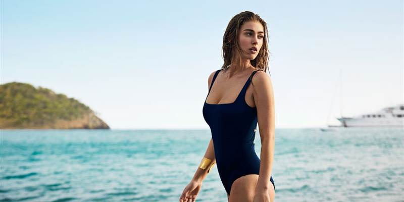 Heidi Klein and Carlisle Bay Collaborate on a Resort Collection