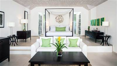 Romantic Garden Suites in Caribbean