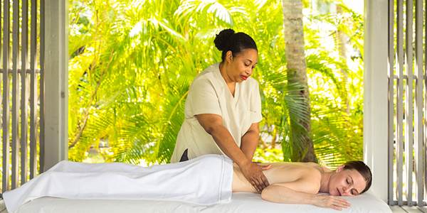 West Indian Massage