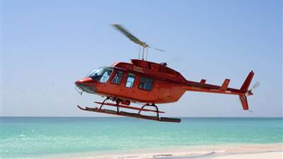 Island Helicopter Trips
